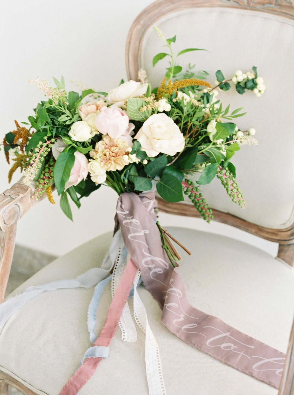 SPRINGTIME WEDDING INSPIRATION