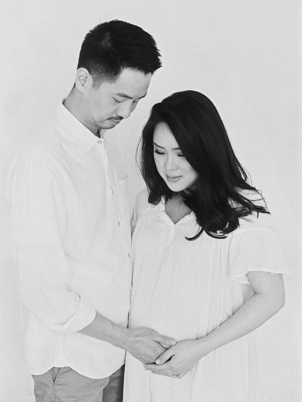 Gaby and Tim-Relaxed-Airy-Simple-Maternity Portrait Photoshoot-At Home-Jakarta-Studio June-Film Photography & Styling-38.jpg
