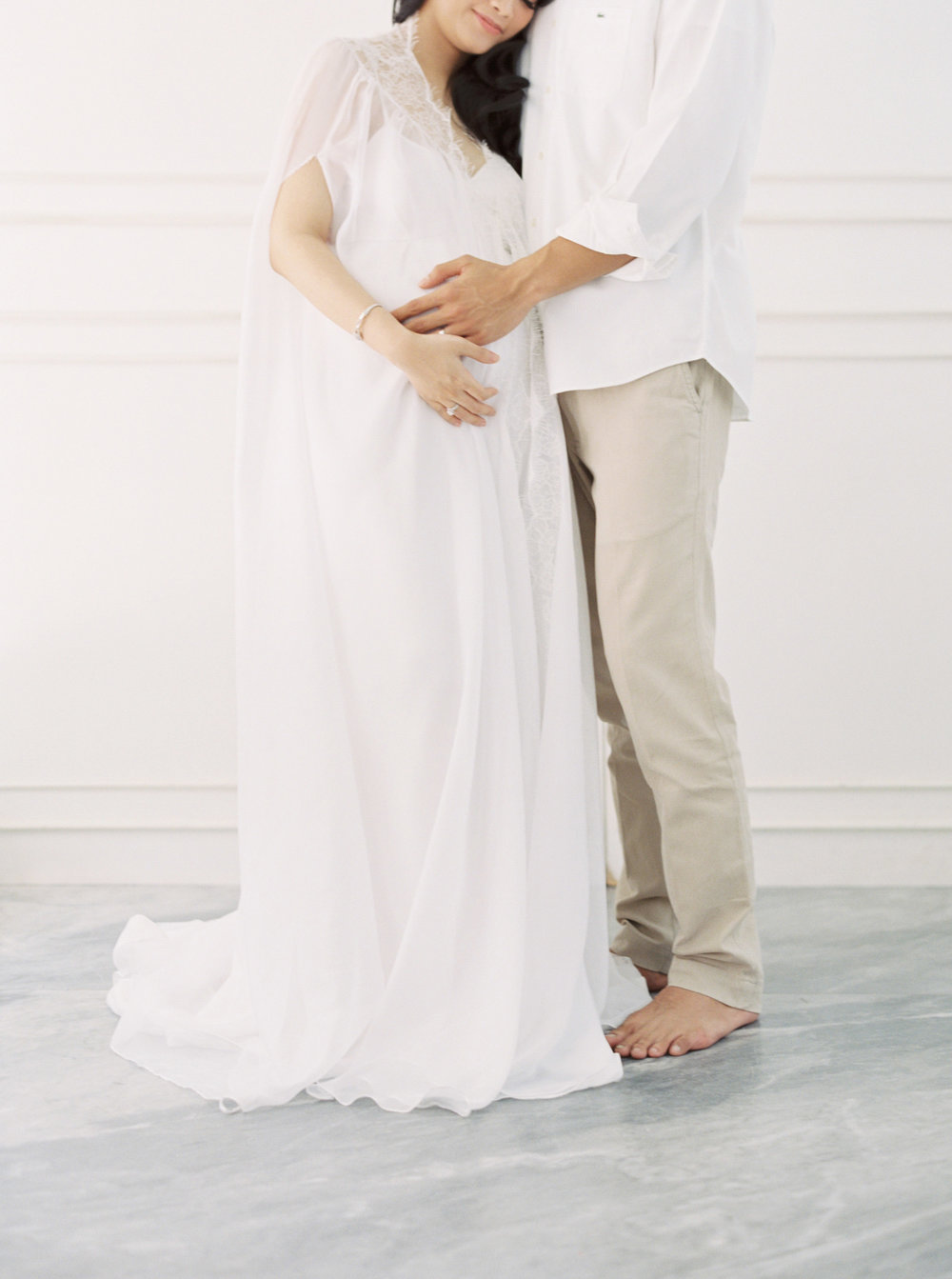 Romantic Elegant Couple Maternity Portrait - Studio June - Film Photography & Styling - Jakarta-35.jpg
