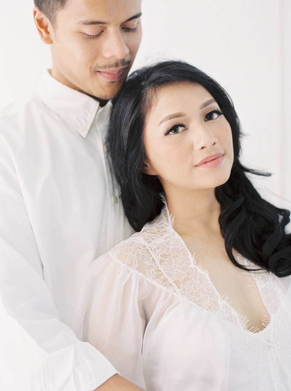 Romantic Elegant Couple Maternity Portrait - Studio June - Film Photography & Styling - Jakarta-39.jpg