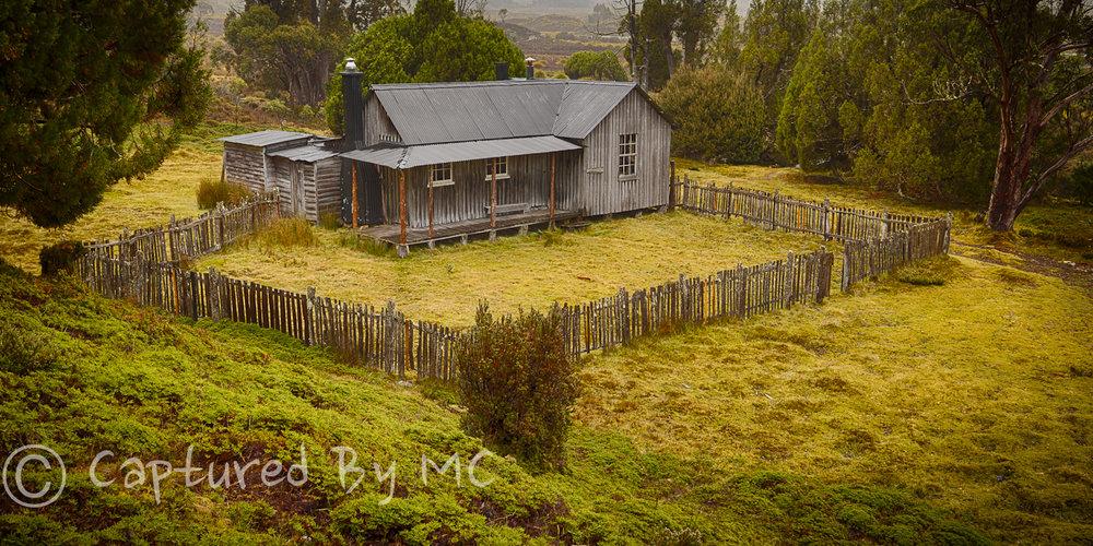 Kate's Hut, Cradle Mountain, Tasmania