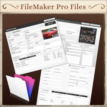 Free FileMaker Pro Files