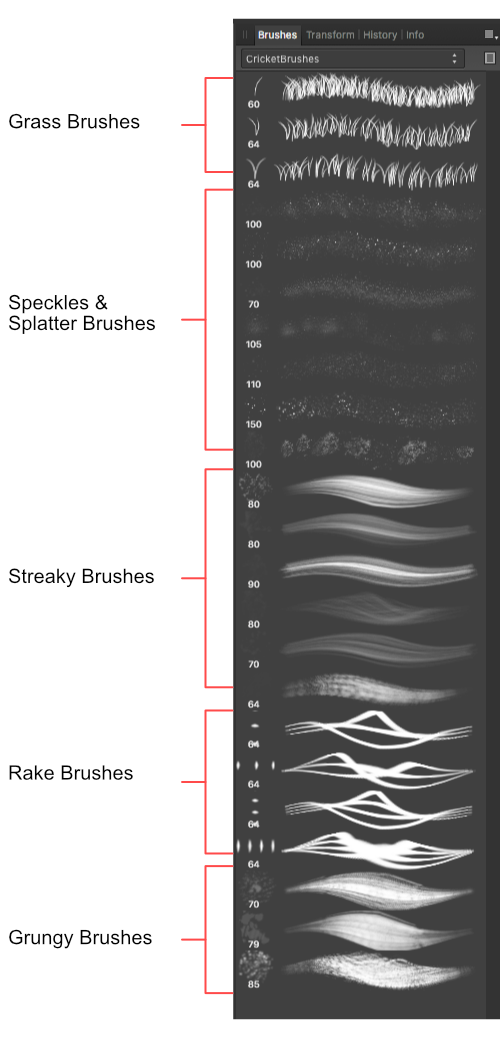 Affinity Photo Brushes