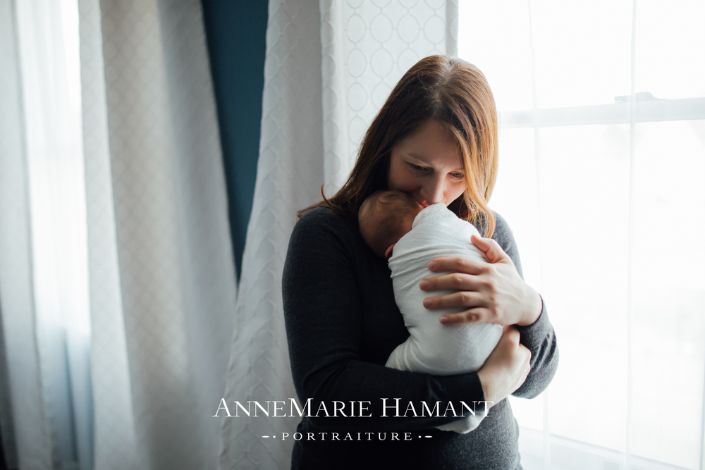 Lifestyle Newborn Photographer Lehigh Valley & Bucks County
