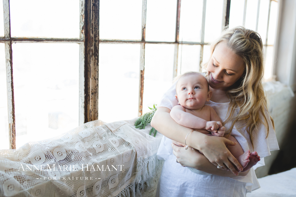 Lehigh Valley Motherhood Portraits