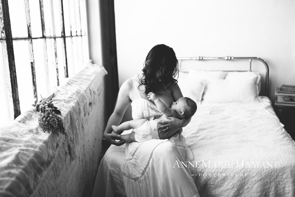 Lehigh Valley Breastfeeding Photographer