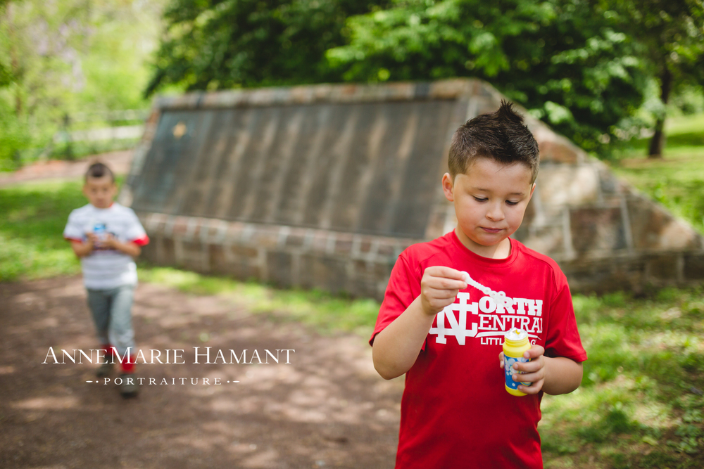 Miracle Milk Stroll Lehigh Valley Photographer