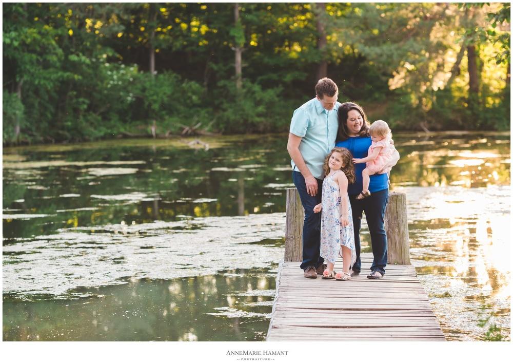 Lehigh Valley Bucks County Family Photographer