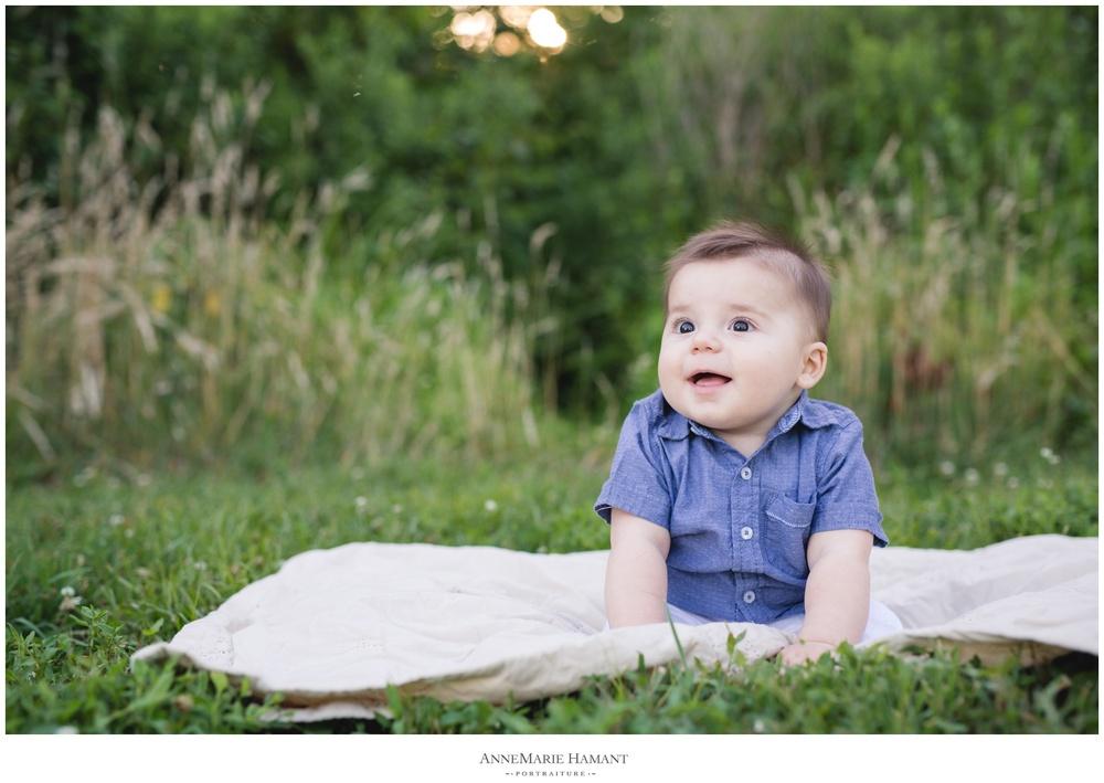 Lehigh Valley Bucks County Baby Photographer