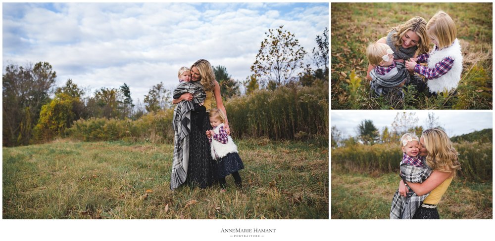 Center Valley Hellertown Saucon Valley PA Family Photographer