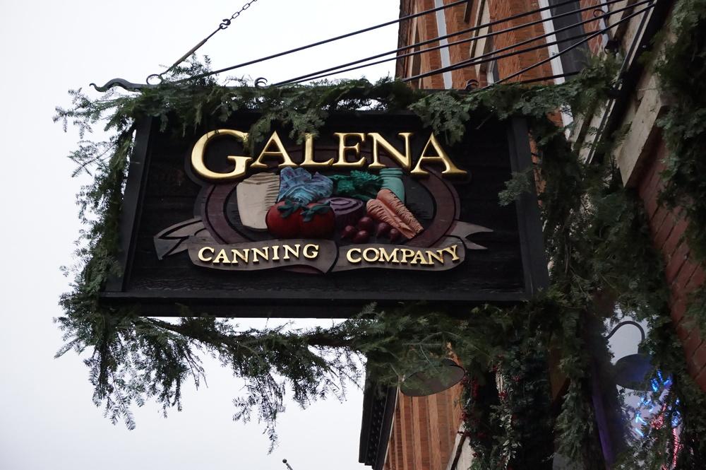 Galena, IL: Top-ten charming small towns according to TripAdvisor 2011.