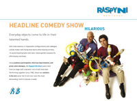 Headline Comedy Show