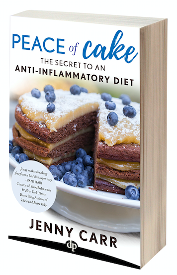 Peace Of Cake: The Secret To An Anti-Inflammatory Diet Jenny Carr