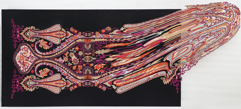 Imbroidery Out. Faig Ahmed, 2015. Image Courtesy of Faig Ahmed Studio 5,05 MB.JPG