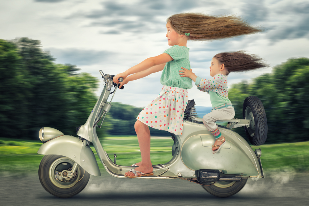 Just two girls and a Vespa 1947.jpg