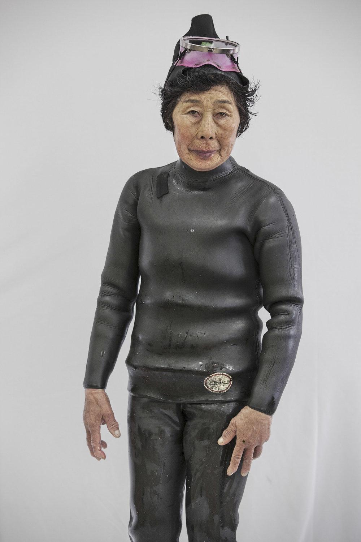 Jin Hwaok , Gosan Jeju 2013.jpg