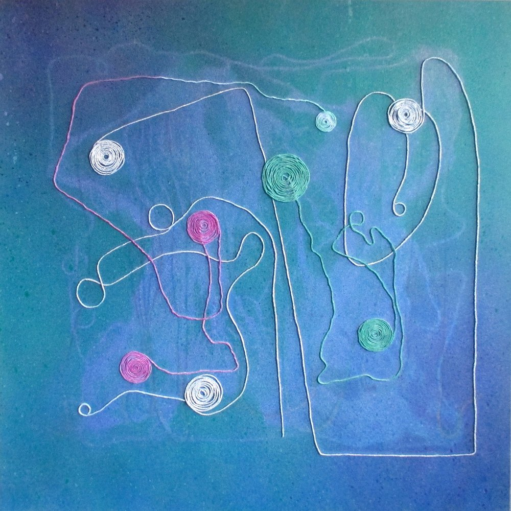 Rondo, 36x36, Mixed Media on Canvas, 2016.JPG