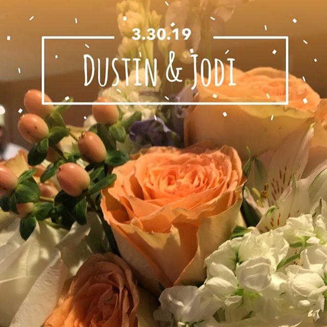 Filming for a close friend today! Congratulations Jodi and Dustin! #pairofpaynes #weddingvideo #weddings #marchweddings #stlweddings