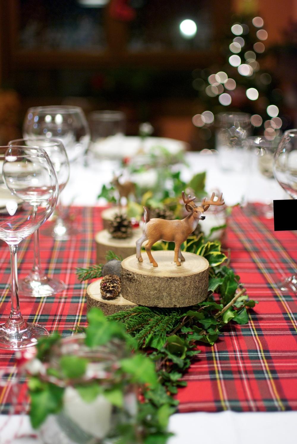 Mi mesa de Navidad preferida hasta el momento