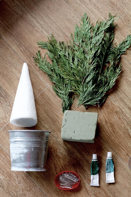 materiales abeto navidad 1