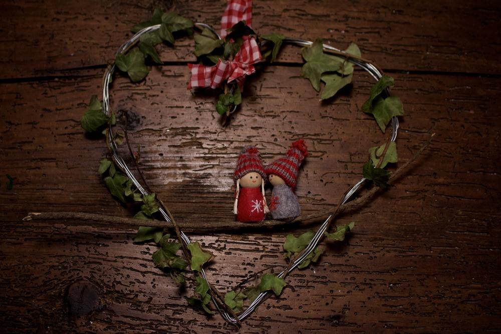 Corazon navidad 1