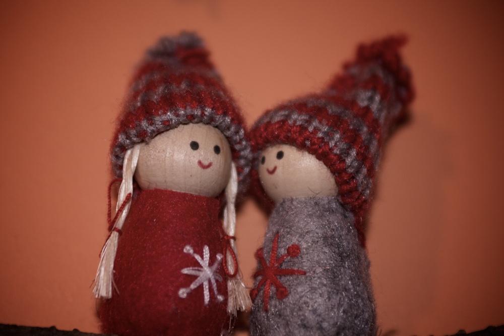 materiales corazón navidad 3