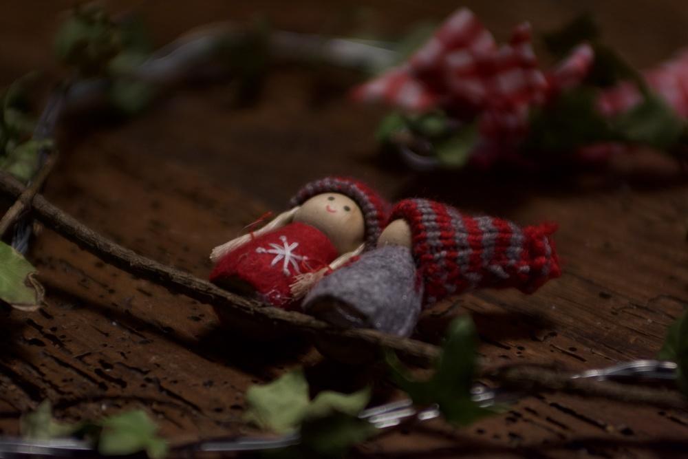 materiales corazón navidad 7