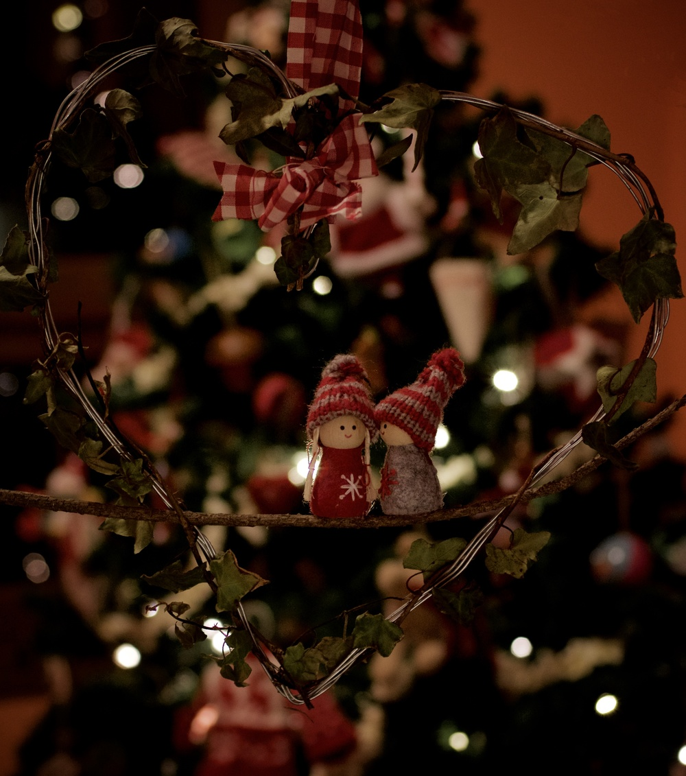 corazón navidad 2