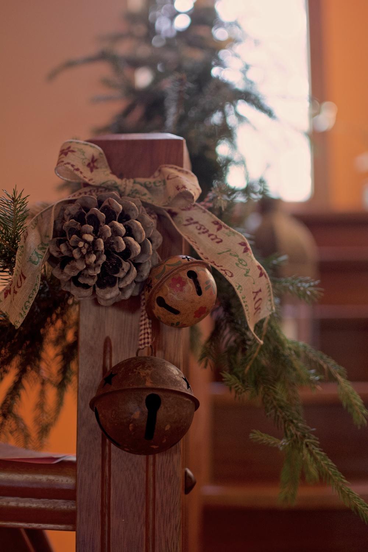 Decoración Navidad Escaleras