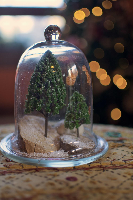 Diorama paisaje navidad 2
