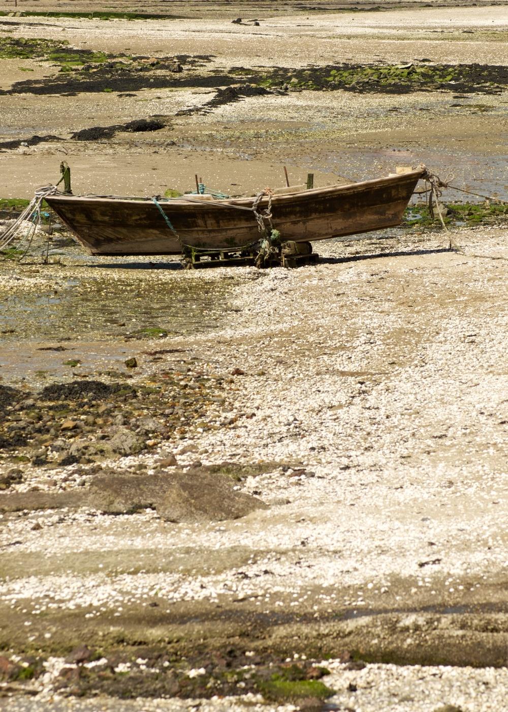 Barca en Carril