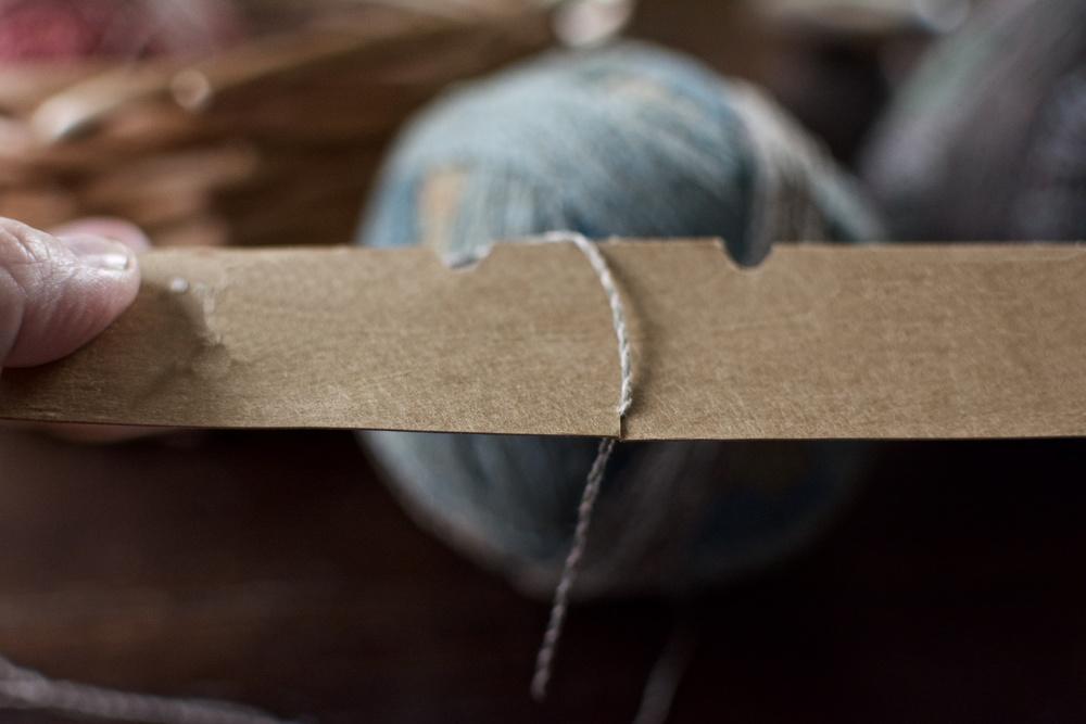 DIY pulsera borlas