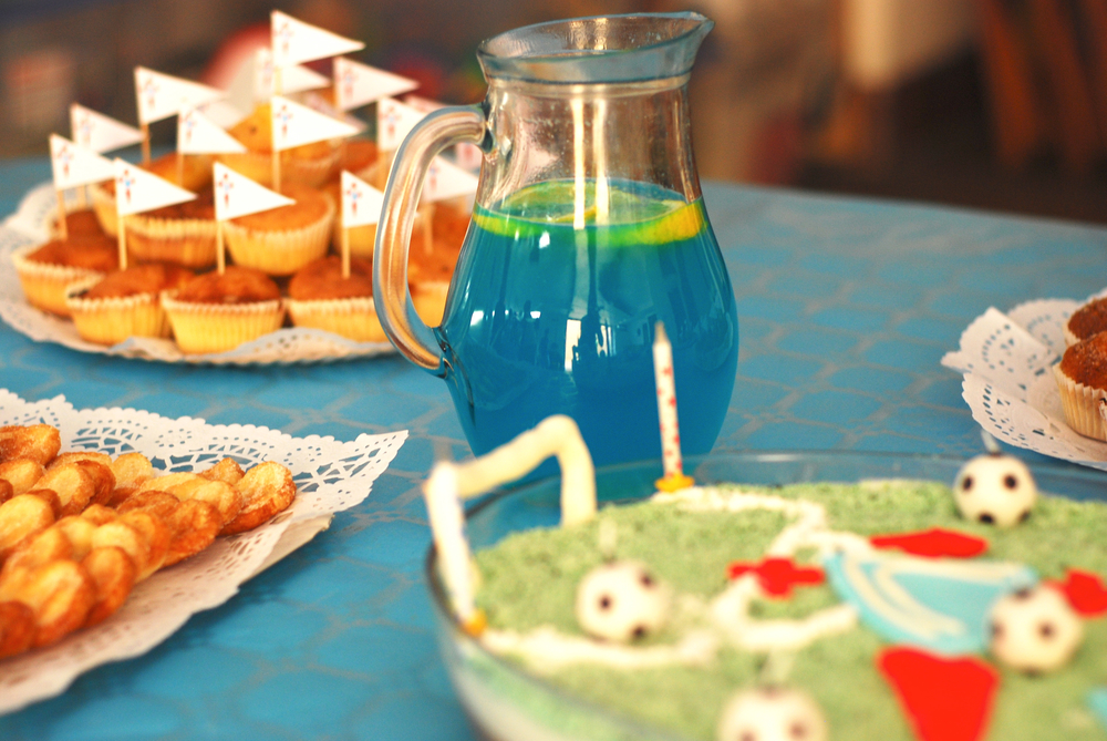 Fiesta cumpleaños Celta de Vigo