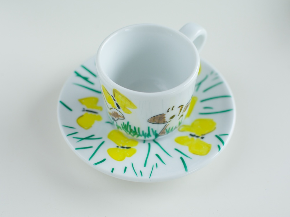 DIY tazas decoradas