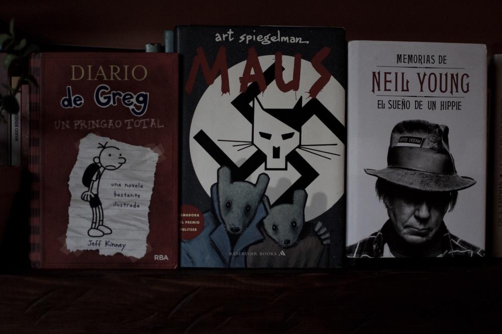 Los libros favoritos de mis hijos