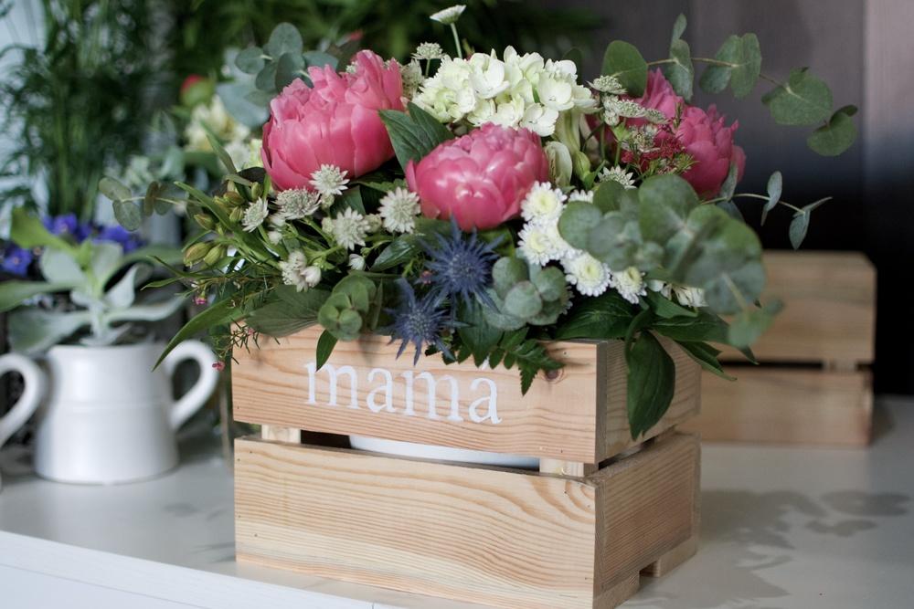 Florearte dia de la madre