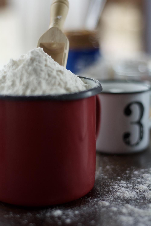 receta mini alfajores