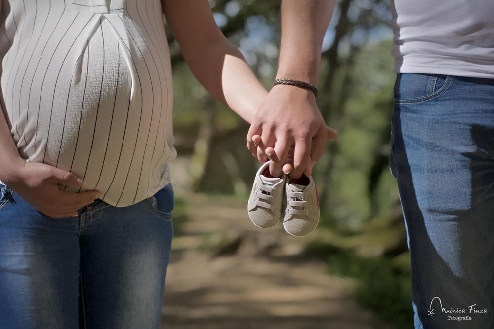 Sesion fotos embarazo