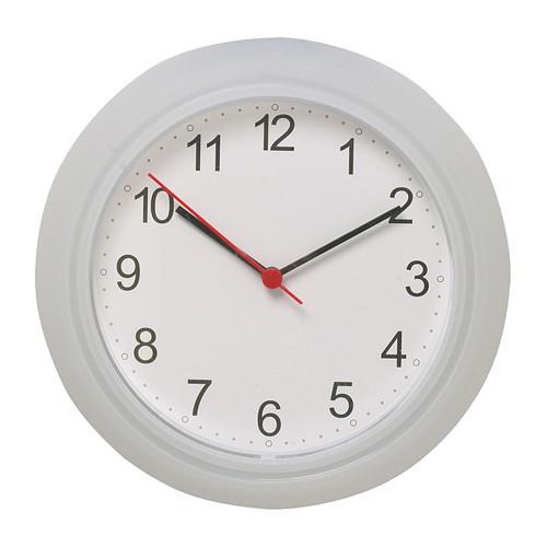 Reloj Rusch Ikea