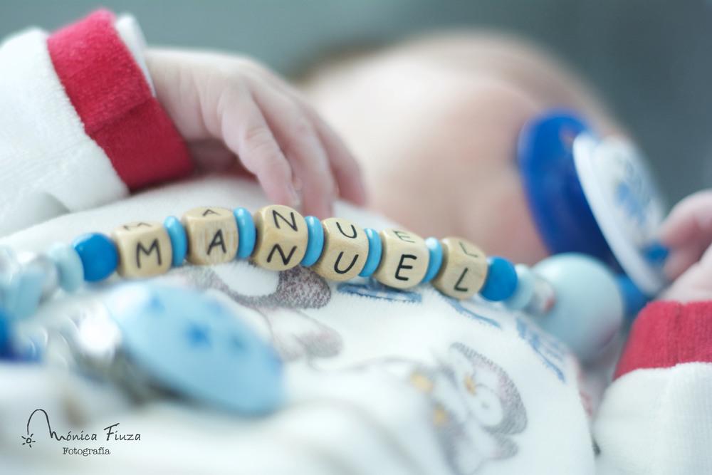 Sesión recién nacido en el hospital