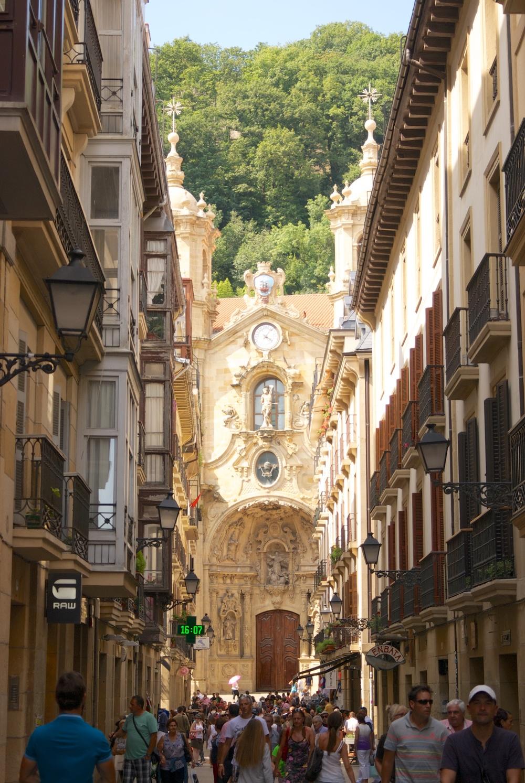 San Sebastián. Donostia