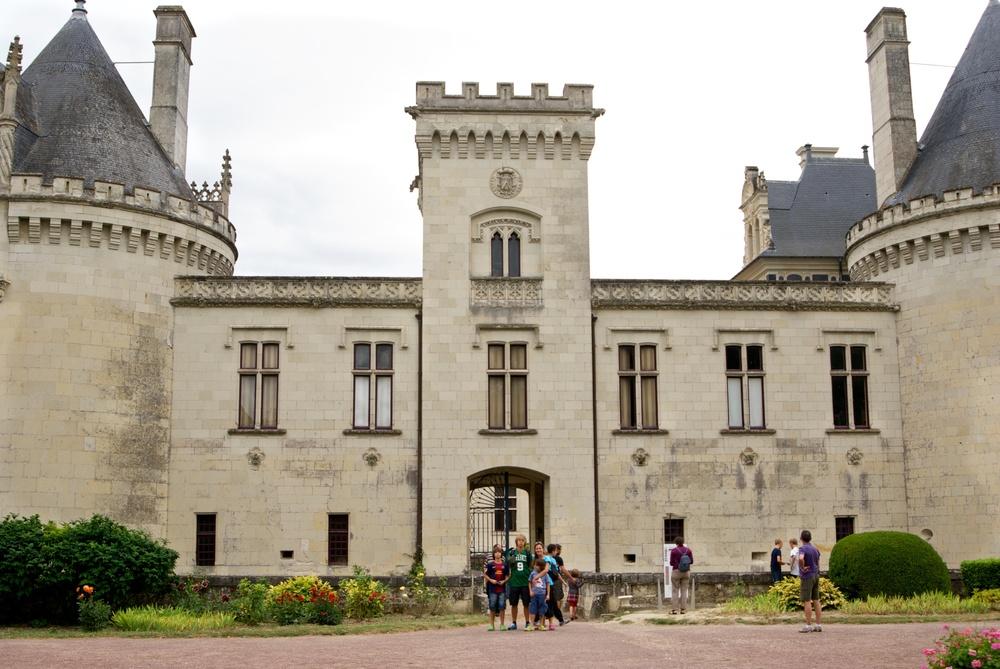 Castillo de Breze