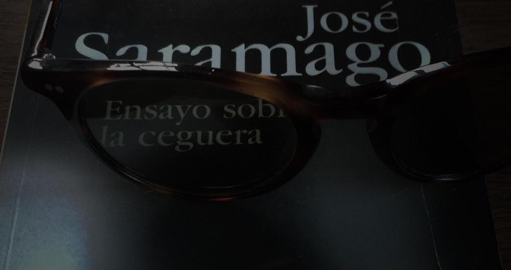 Ensayo sobre la ceguera. Saramago