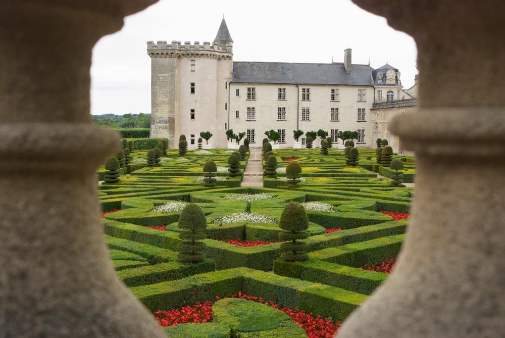 Jardines del Castillo de Villandry