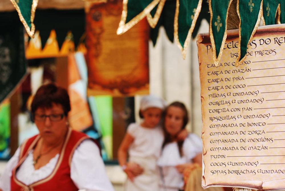Feira franca Pontevedra