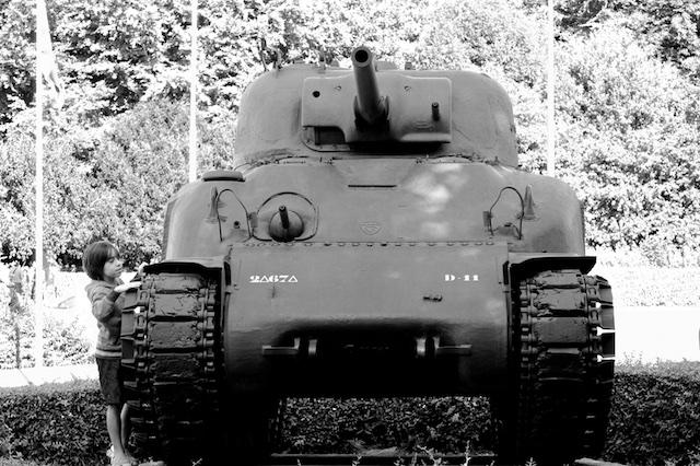 Museo segunda guerra mundial Bayeux