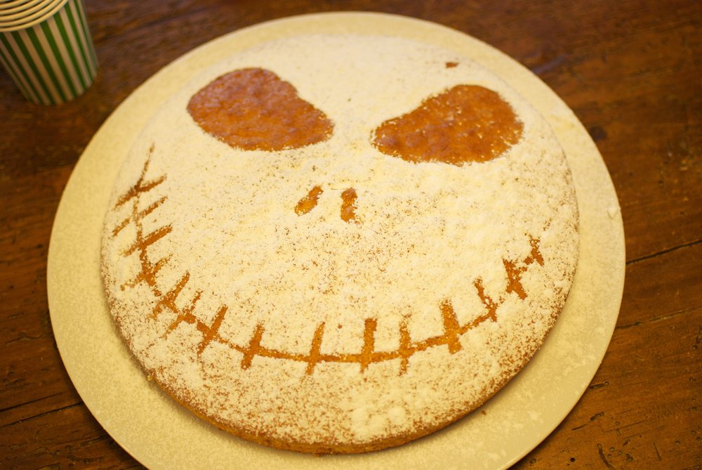 Ideas merienda Halloween