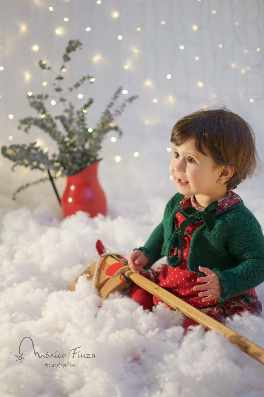 Fotografia niños Navidad
