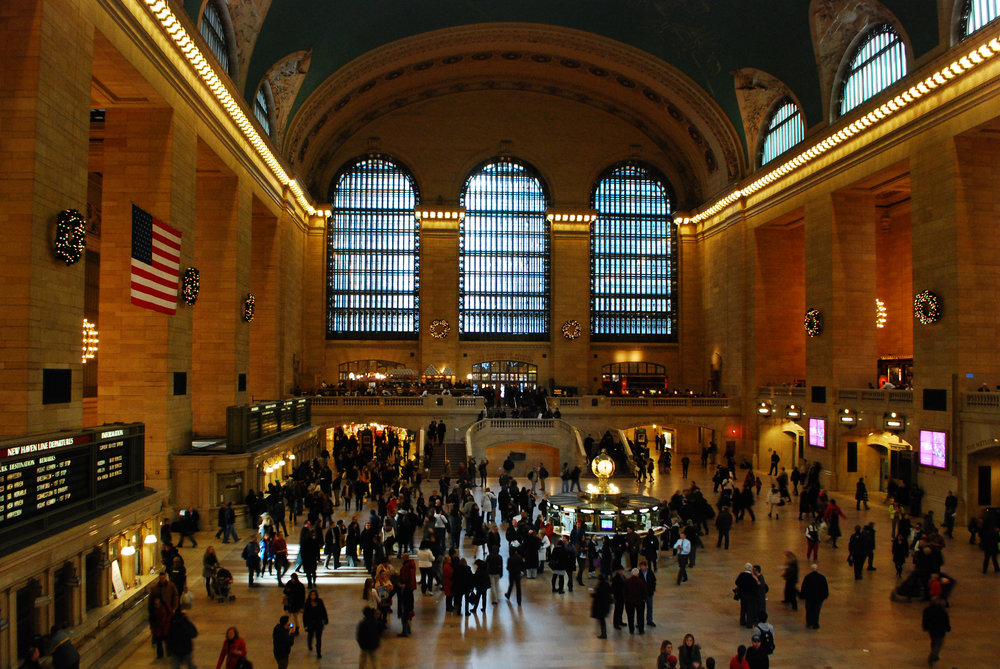 Nueva York Central Station