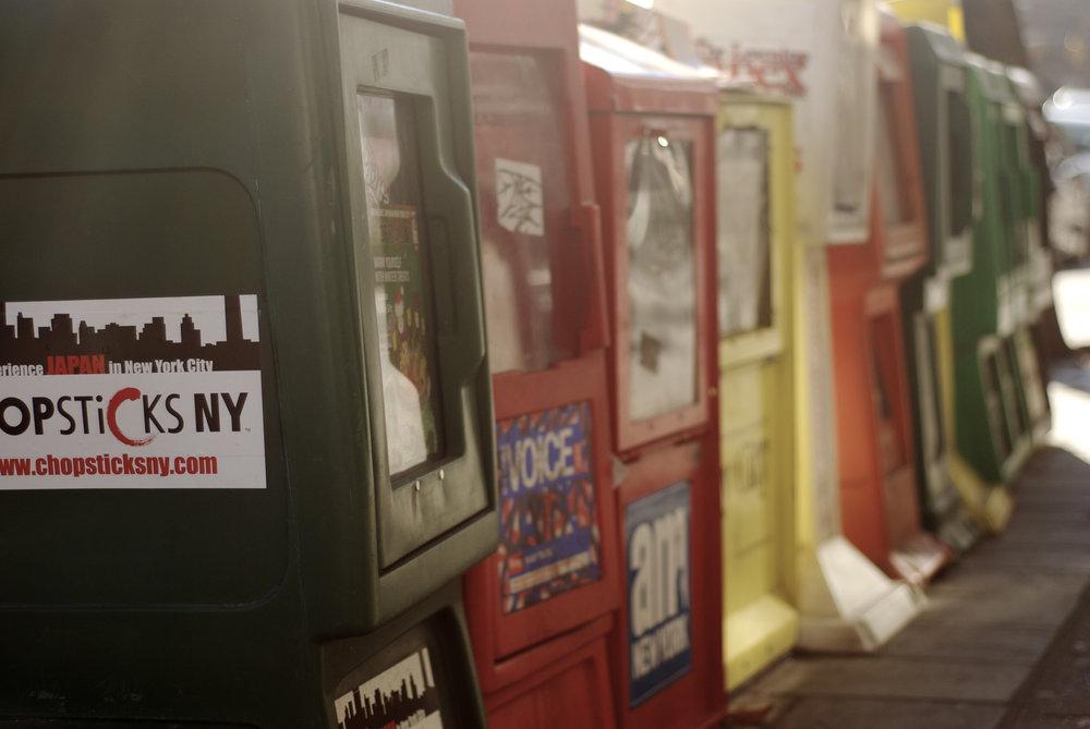 Soho. Nueva York